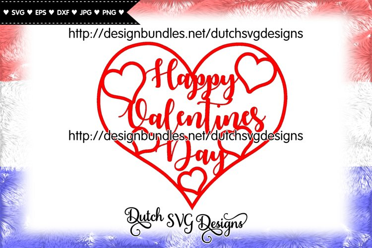 Happy Valentines Day cut file, valentine svg, heart svg