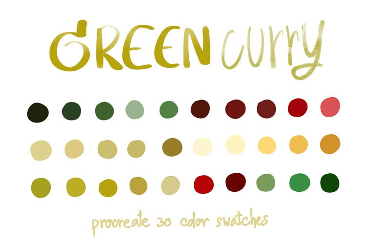 Green Curry example image 1