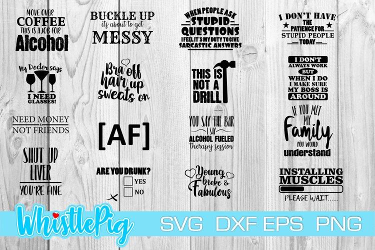 Download Funny Svg Bundle Sarcasm Svg Bundle Funny Quotes Svg Bundle 1161144 Cut Files Design Bundles