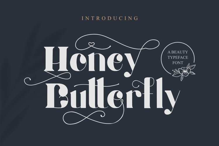 Honey Butterfly example image 1