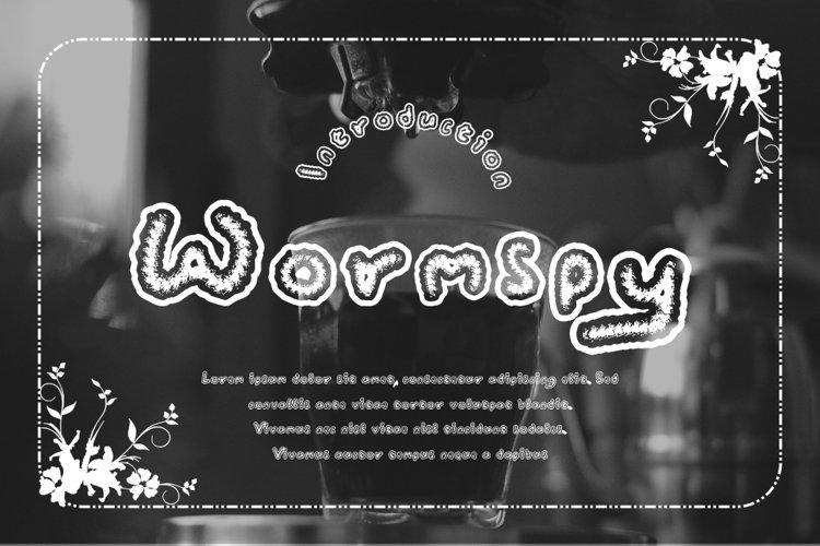 Wormspy example image 1