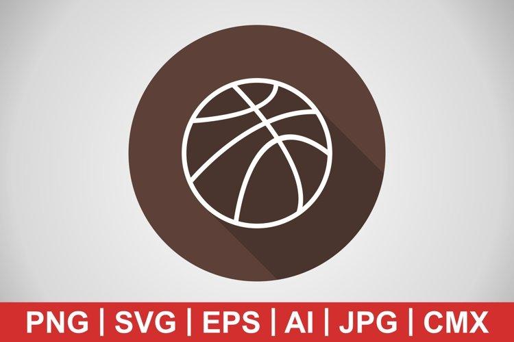 Vector Ball Icon example image 1