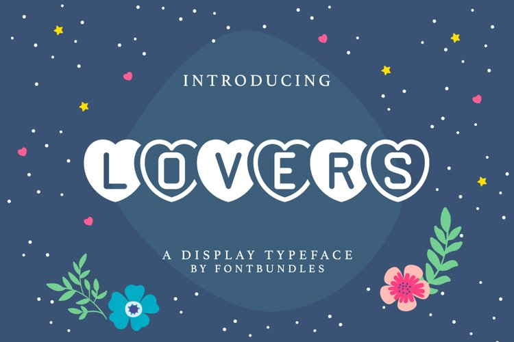 Web Font Lovers example image 1