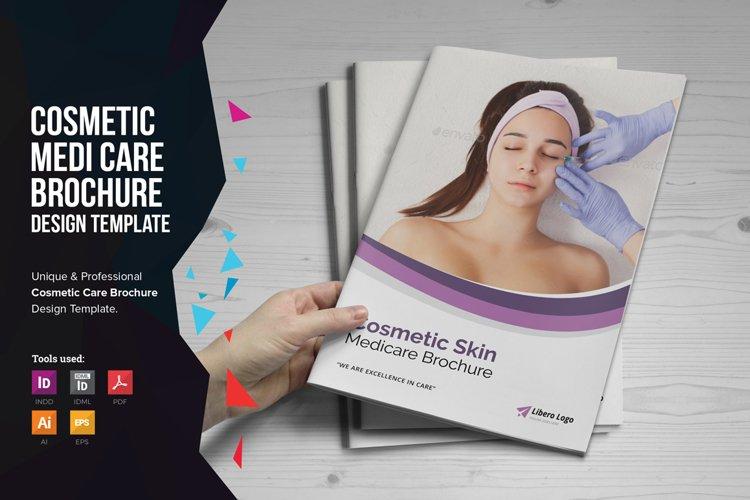 Medical Cosmetic Skin Care Brochure