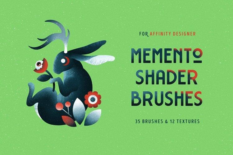 Shader Brushes for Affinity example image 1