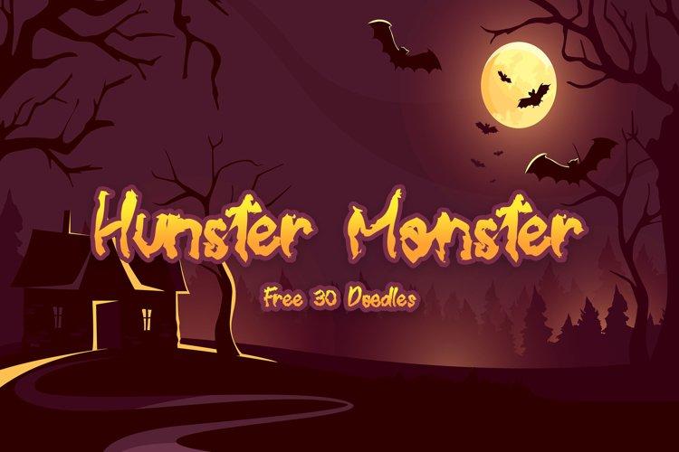 Hunster Monster example image 1