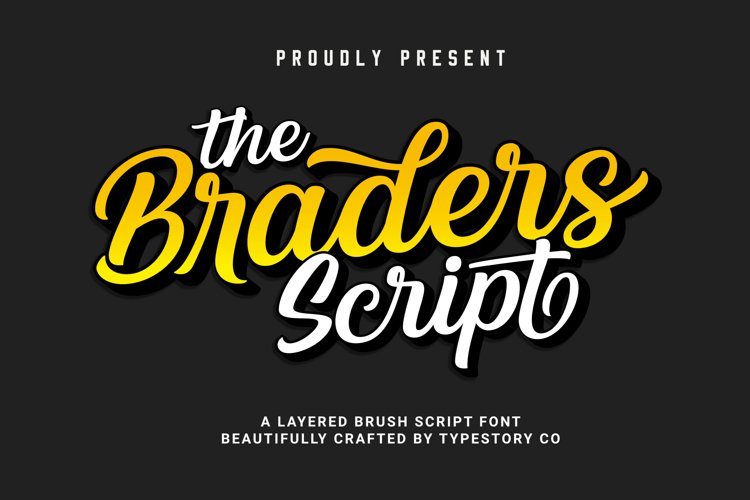 The Braders Script