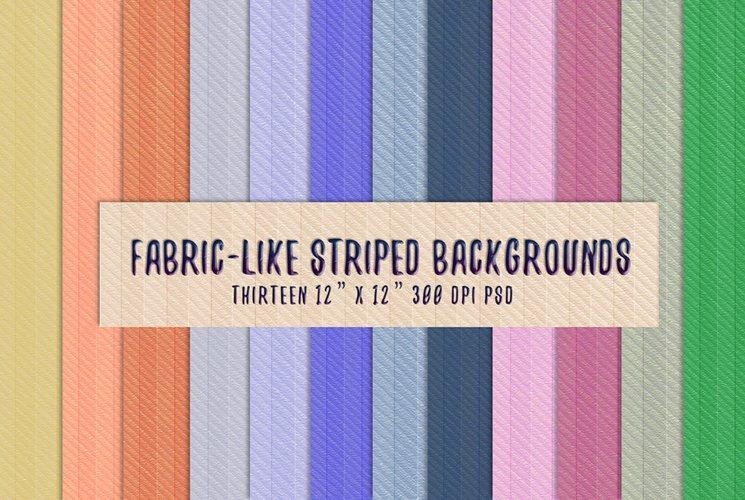Fabric-Like Backgrounds
