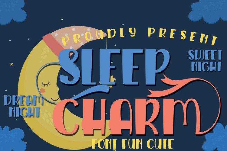 SLEEP CHARM example image 1