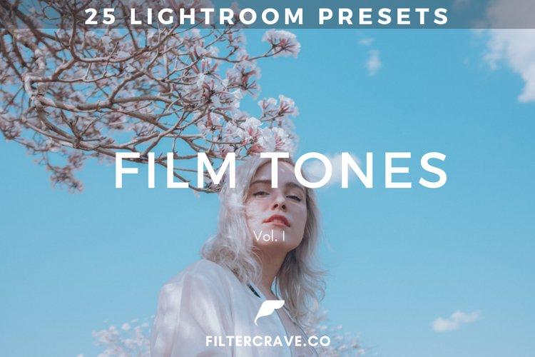 25 Film Tone Lightroom Presets Vol. I