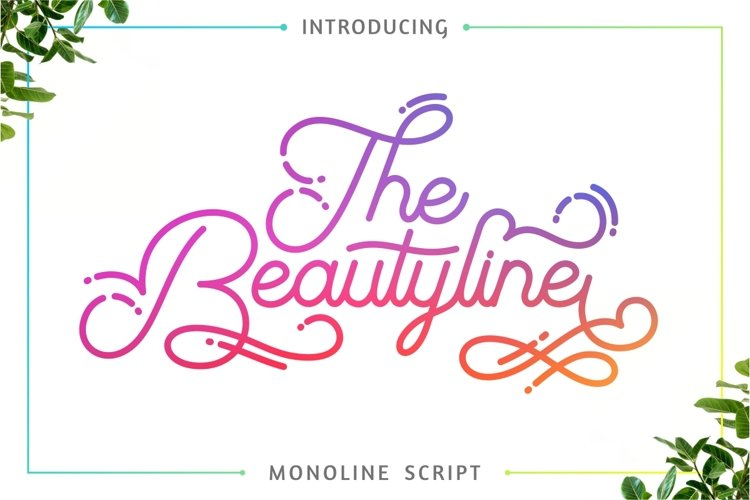 The Beautyline - Extra example image 1