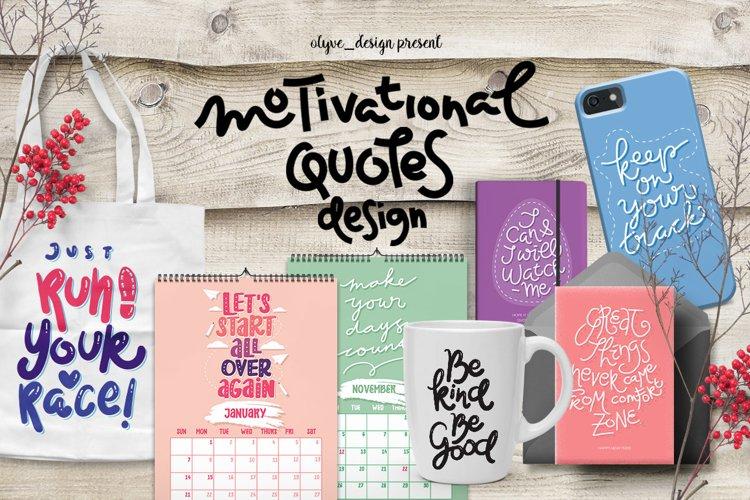 Motivational Quotes Designs