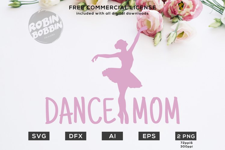 Dance Mom Design for T-Shirt, Hoodies, Mugs and more example image 1