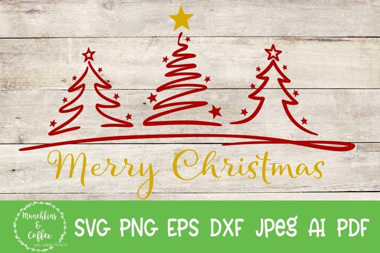 Merry Christmas Tree example image 1