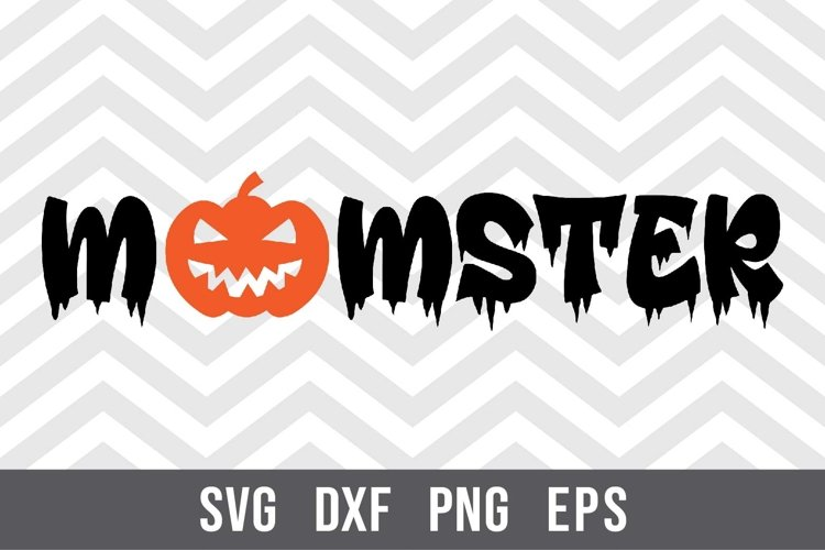 Momster SVG example image 1
