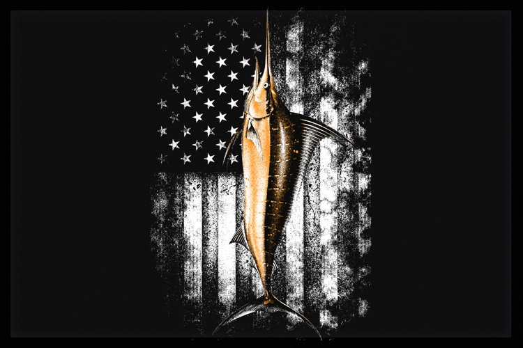 American Marlin example image 1