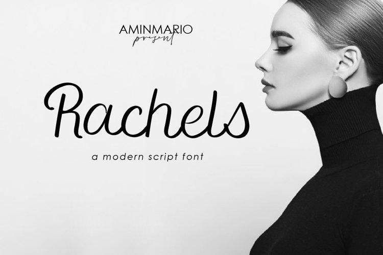 Rachels example image 1