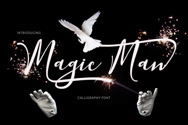 Magic Man example image 1