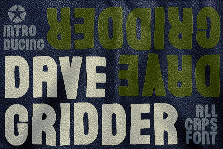 Dave Gridder example image 1