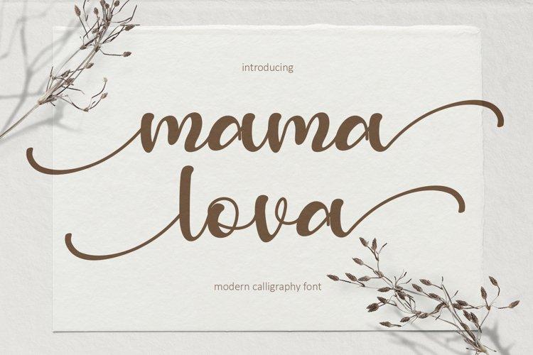 Mama Lova example image 1