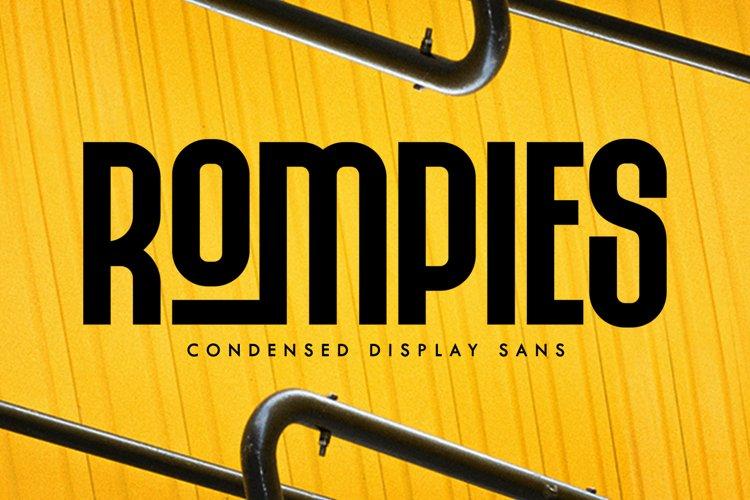 Rompies example image 1