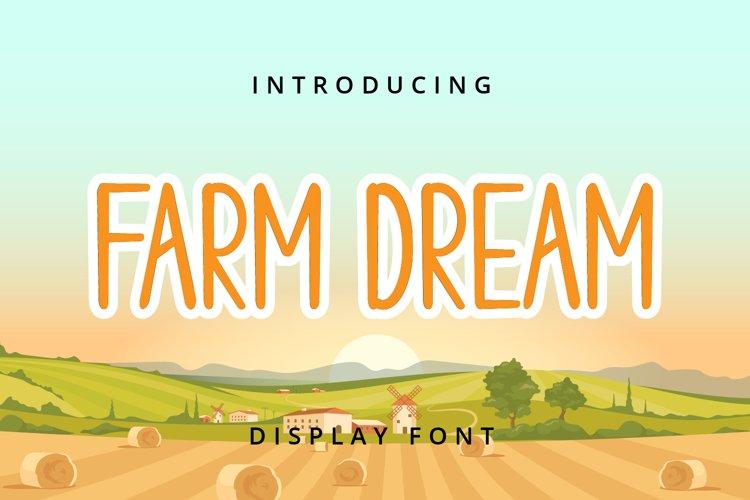 Farm Dream example image 1