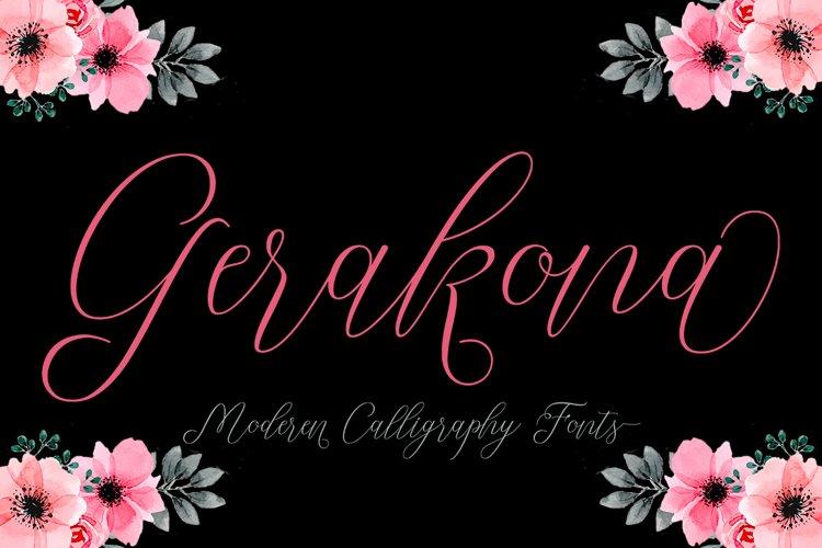 Gerakona