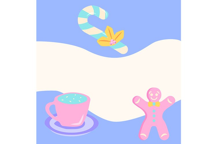 Festive Christmas treats post template example image 1