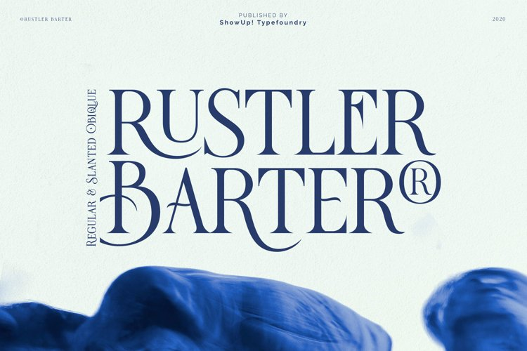 Rustler Barter example image 1