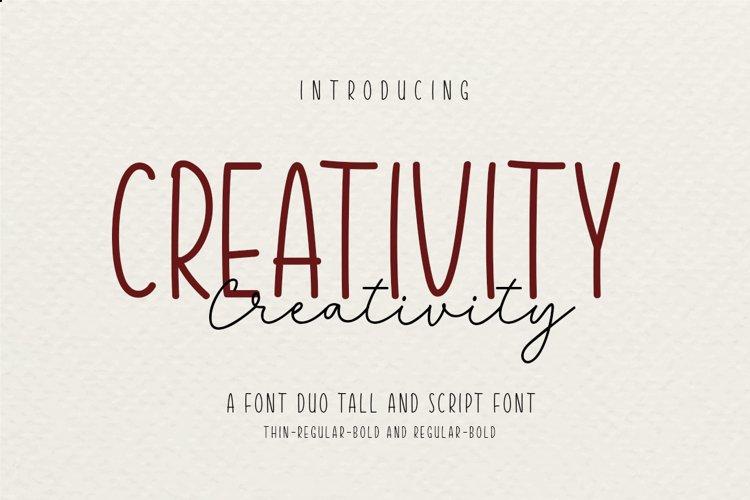 Creativity example image 1