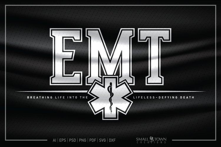 EMT, Emergency Medcial Technician, EMT SVG, Medical SVG example image 1