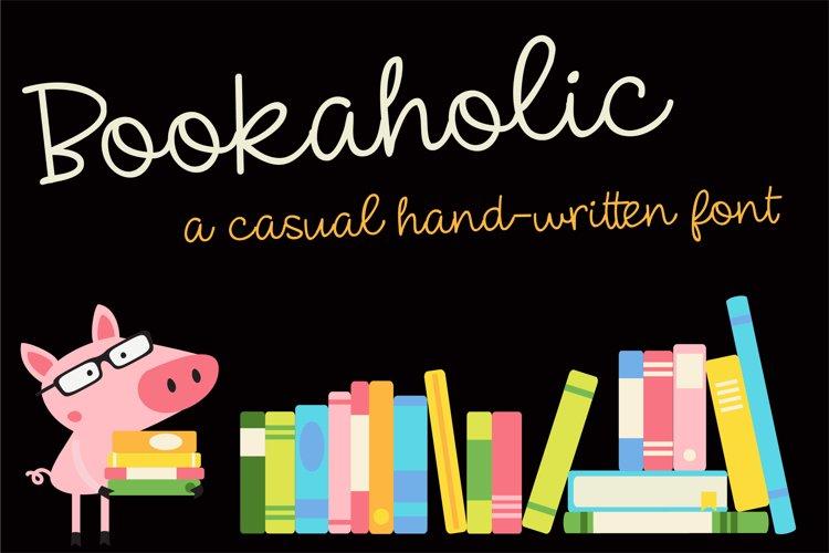 ZP Bookaholic example image 1