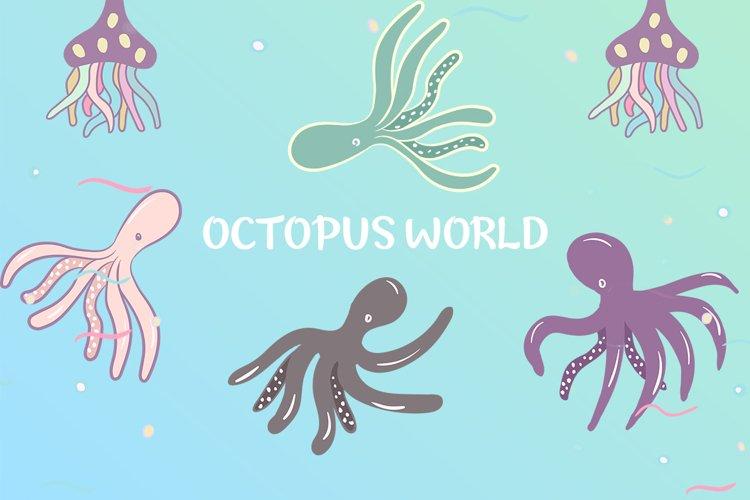 Octopus world kit