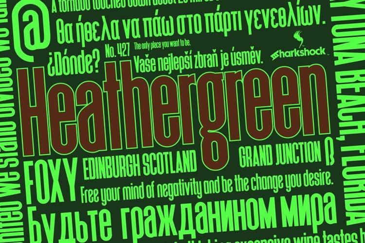 Heathergreen example image 1