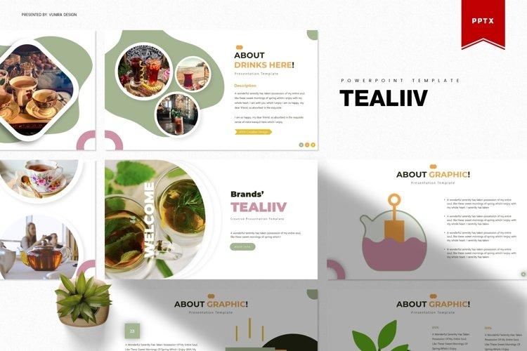 Telivv | Powerpoint, Keynote, Google Slides Template example image 1