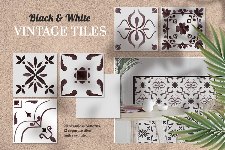 Vintage Tile Collection example image 1