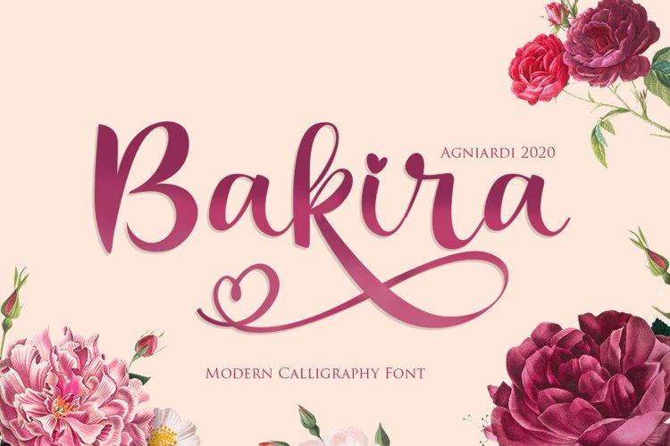 Bakira example image 1