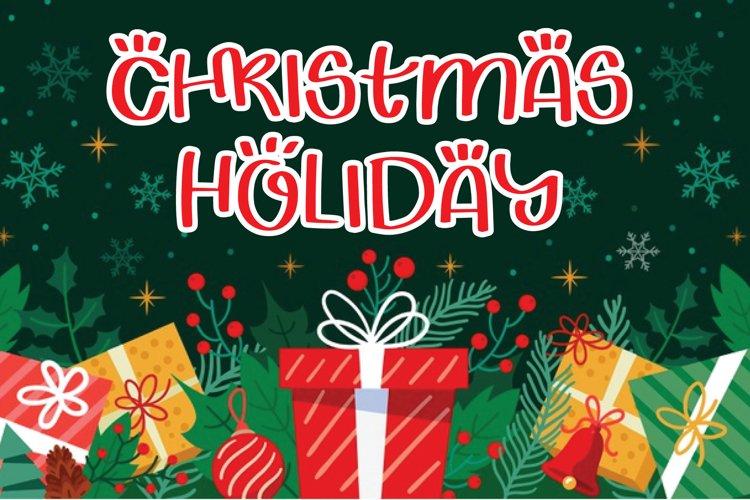 christmas holiday example image 1
