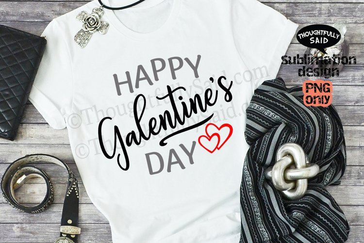 Happy Galentines Day SVG JPG PNG DXF EPS cutting file design example image 1