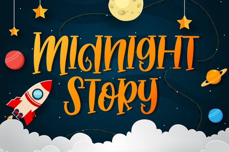 Midnight Story example image 1