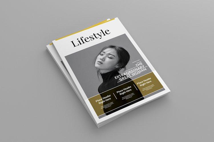 Lifestyle | Magazine Template