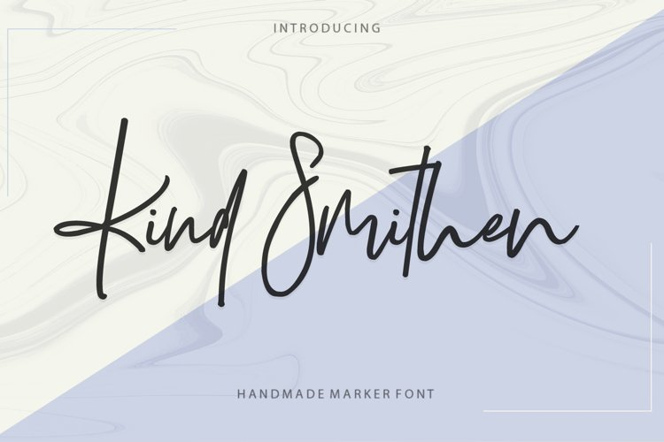 Kind Smithen  example image 1