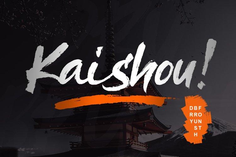 Kaishou! example image 1