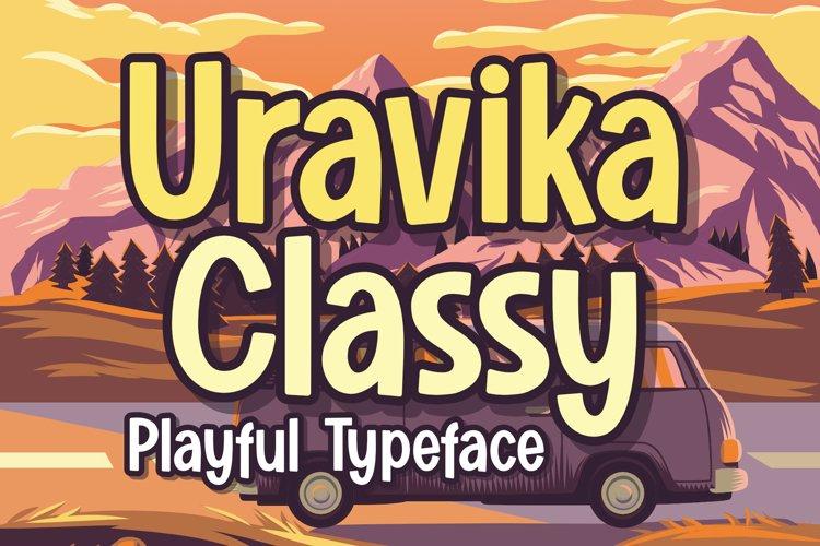 Uravika Classy example image 1
