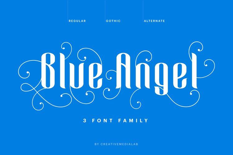 Blue Angel example image 1