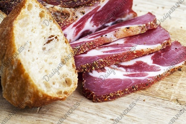 dried meat example image 1