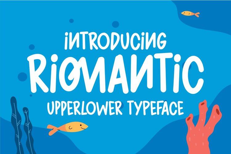 Riomantic