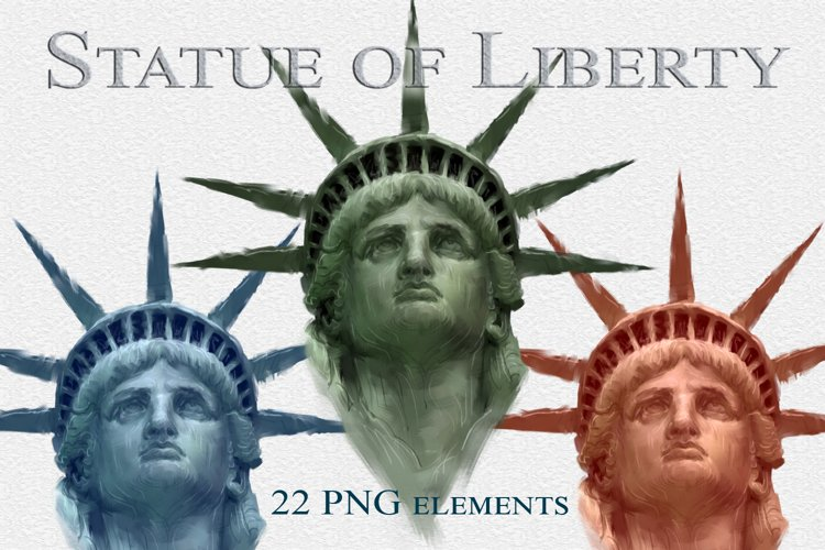 Statue of Liberty example image 1