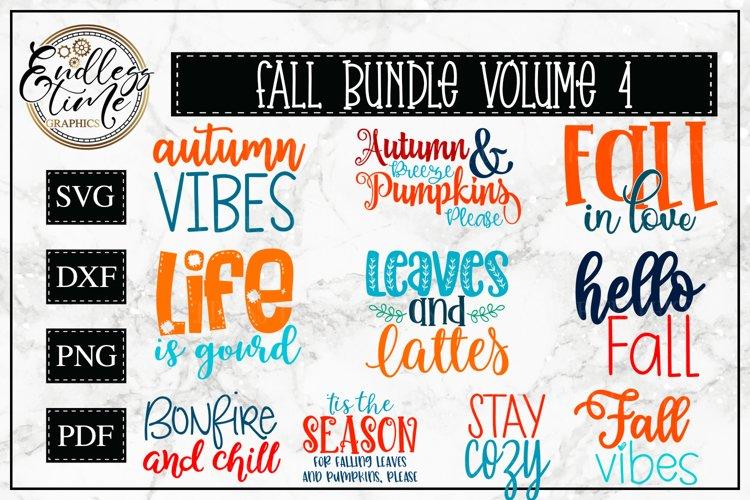 Fall Bundle Volume 4 10 Fun Fall Svg Designs 351552 Cut Files Design Bundles