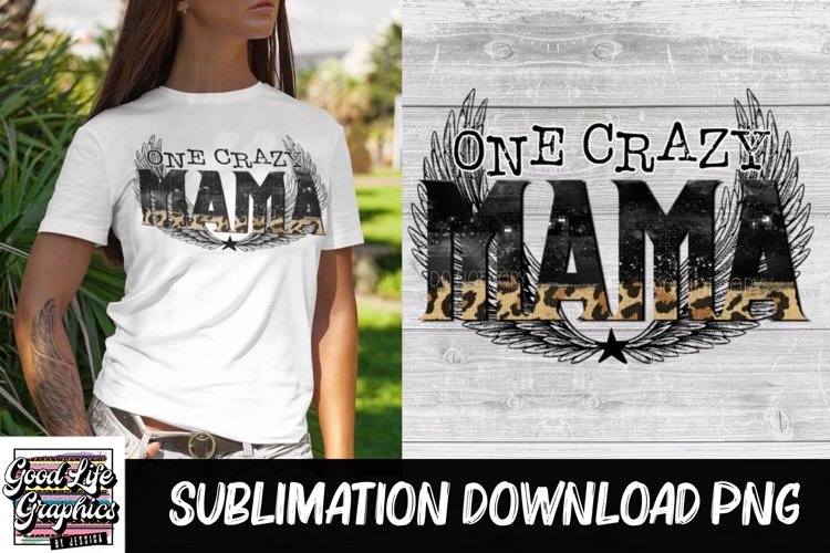 Sublimation designs for tshirts-mama-png example image 1